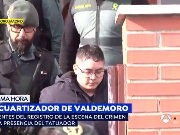 El 'carnicero tatuador' de Valdemoro.