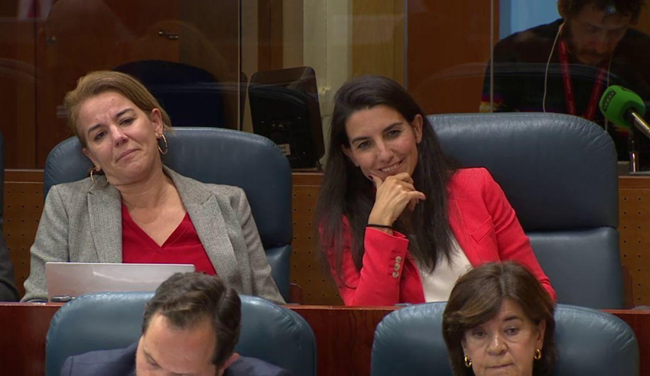 La Asamblea de Madrid propone la ilegalización de los partidos que atenten contra la unidad de España
