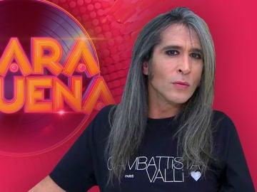 Mario Vaquerizo, concursante de la octava edición de 'Tu cara me suena'
