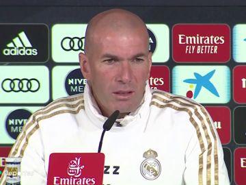 """Zidane responde a Leonardo: """"Sólo dije lo que decía Mbappé, que su sueño era jugar en el Real Madrid"""""""