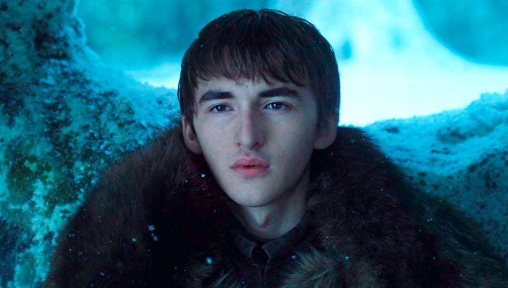 Bran Stark en la octava temporada de 'Juego de Tronos'
