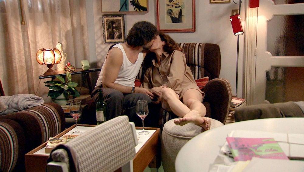 Guillermo y Julia disfrutan de su amor sin remordimientos