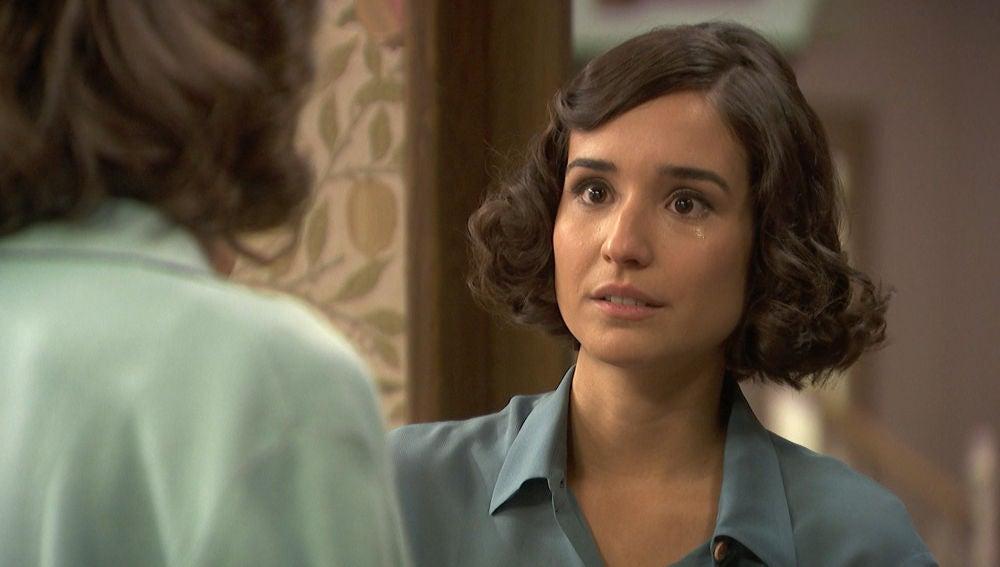 """'El secreto de Puente Viejo': Rosa ataca a su hermana, """"eres una falsa y me has traicionado"""""""