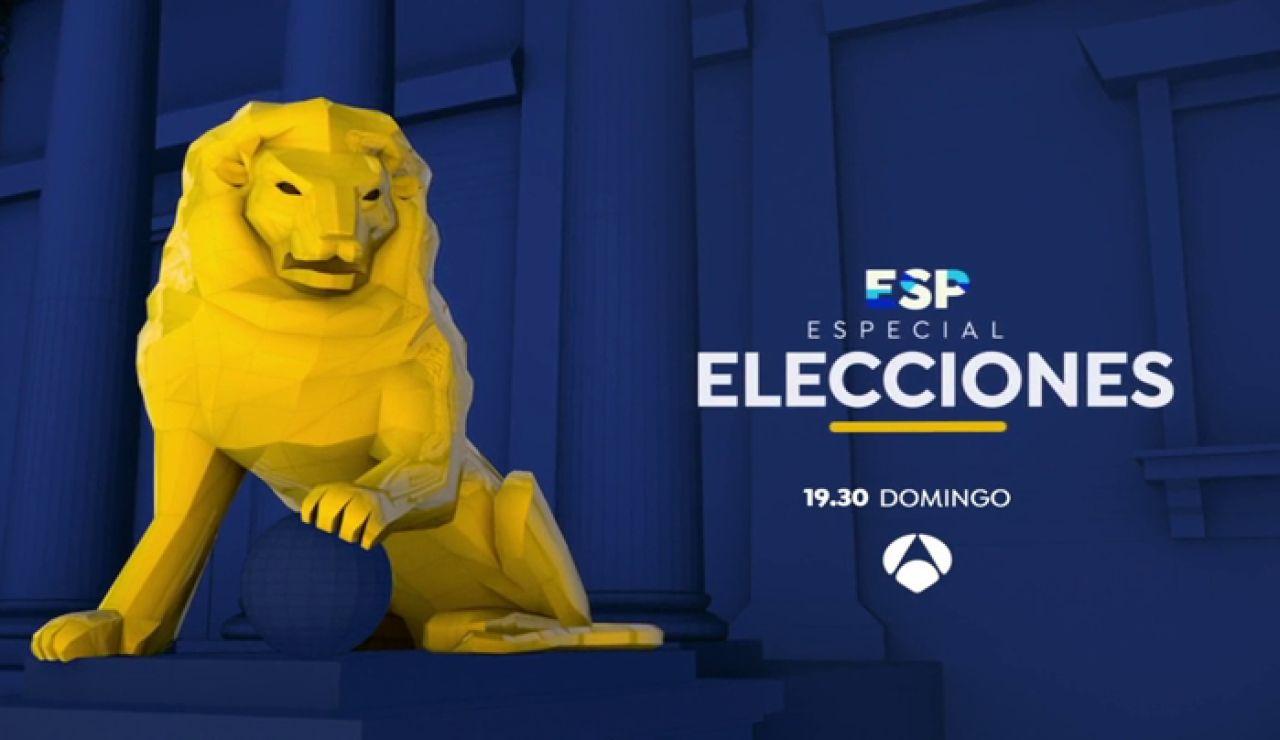 Sigue los resultados de las elecciones generales 2019 en el programa 'Espejo Público: Especial Elecciones'