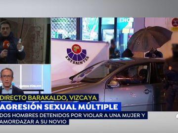 """Agresión sexual en grupo en Barakaldo: """"La chica intentó salir por la ventana antes de ser violada"""""""