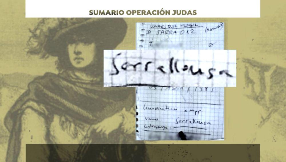 Los CDR detenidos hicieron seguimientos a mossos y guardias civiles