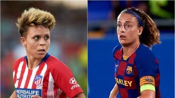 Atlético y Barça se medirán en cuartos de final de la Champions femenina