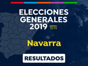 Elecciones generales 2019: Resultado de las elecciones generales en Navarra el 10-N