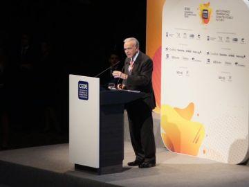 Isidro Fainé, presidente de la Fundación La Caixa