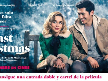 Concurso 'Last Christmas'