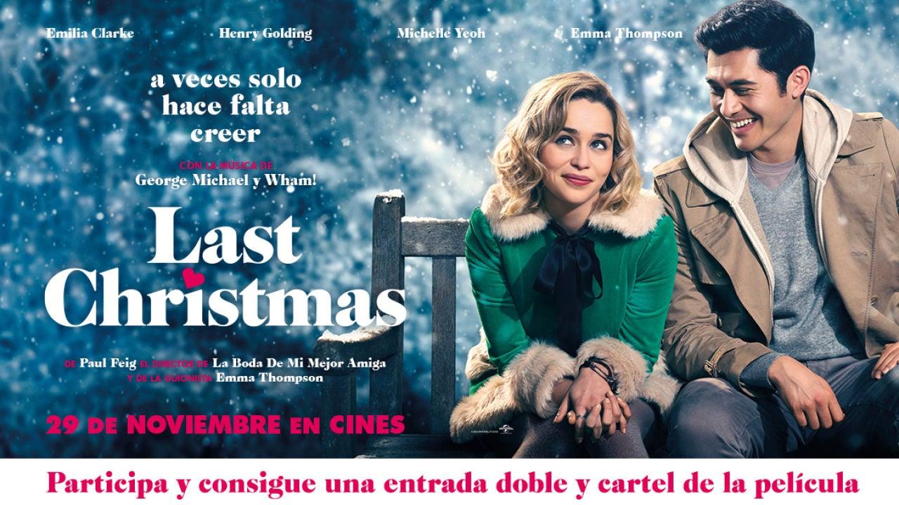 Last Christmas 2019 pelicula completa en español latino gratis VER peliCULA OnliNe
