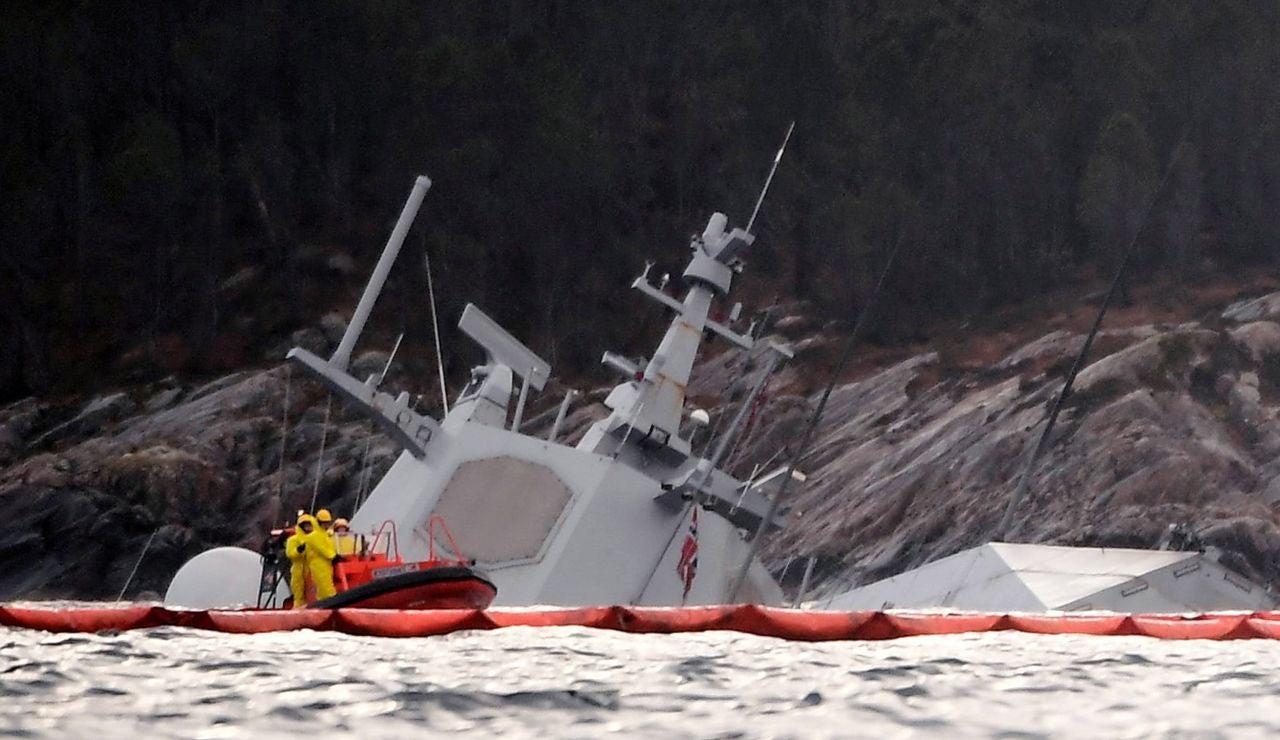 Fallos operativos y técnicos causaron accidente de buque noruego de Navantia