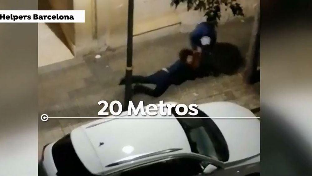Agresión a una mujer en Tarragona