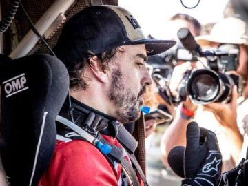 Deportes Antena 3 (09-11-19) Fernando Alonso logra su primer podio en un rally antes de afrontar el Dakar 2020