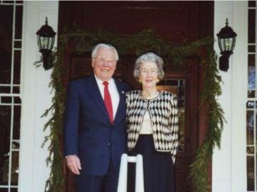 La pareja con más años de casados