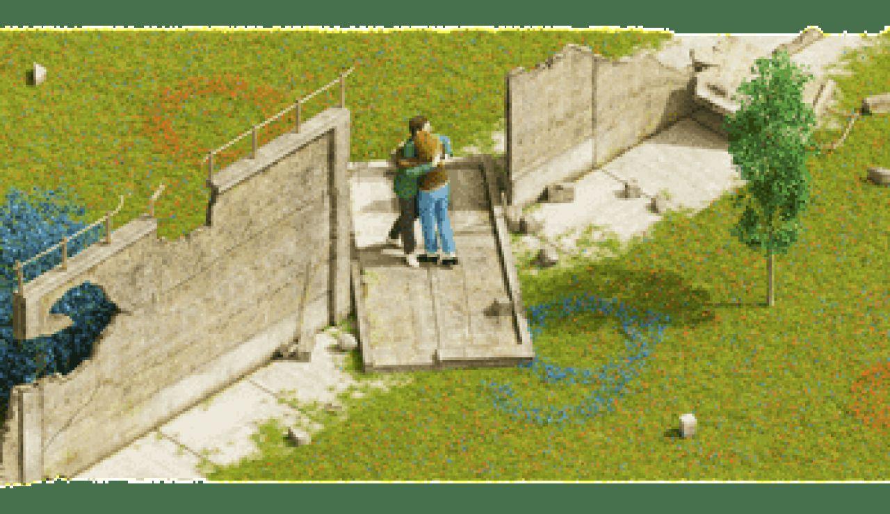 Doodle caída muro de Berlín