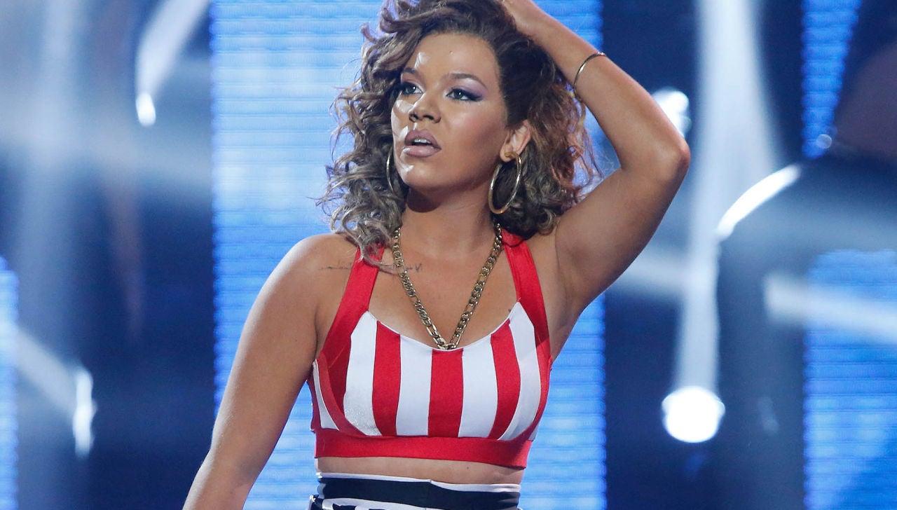 María Isabel imita a Rihanna en 'Tu cara me suena'