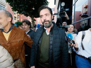 Miguel López, yerno de la viuda de la CAM