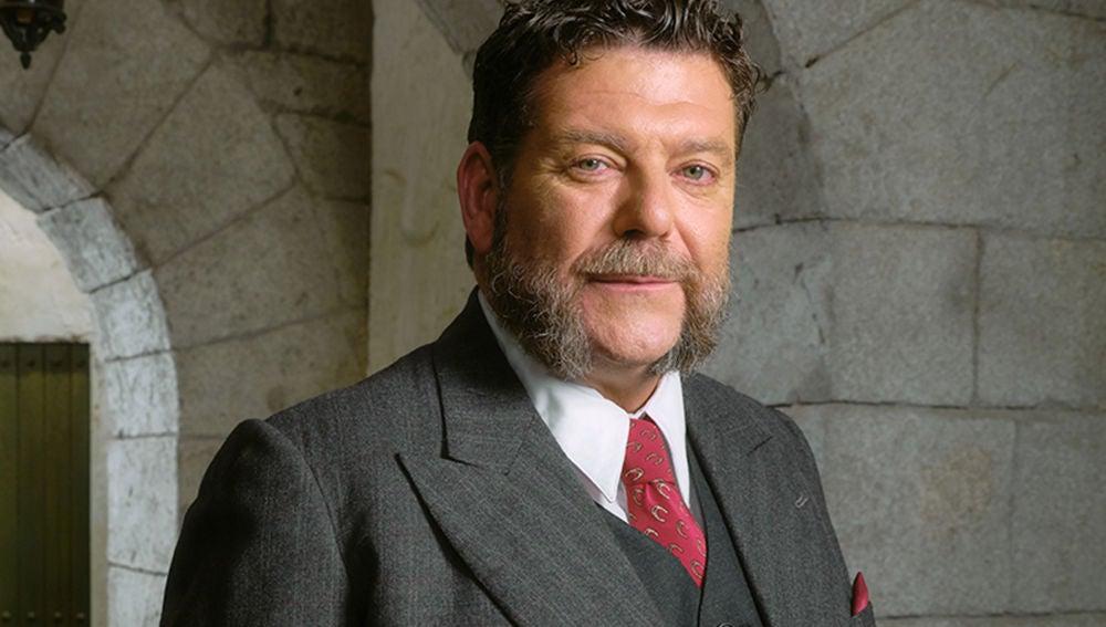 Mario Zorrilla es Mauricio Godoy en 'El secreto de Puente Viejo'