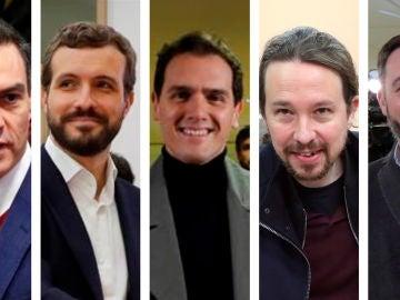 A3 Noticias Fin de Semana (10-11-19) Los candidatos llaman a la participación y el desbloqueo de España en la jornada electoral