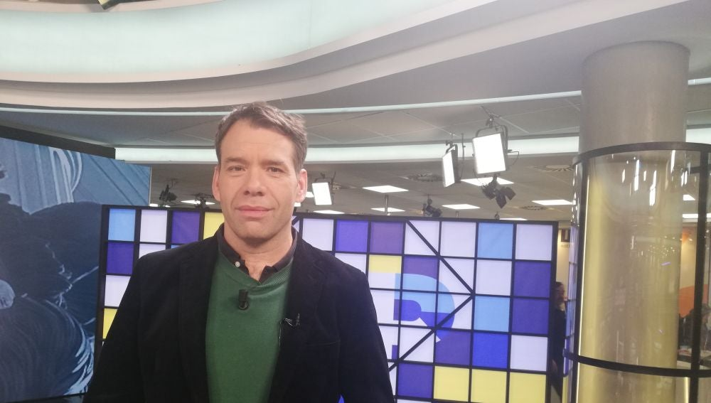 El periodista Rubén Amón.