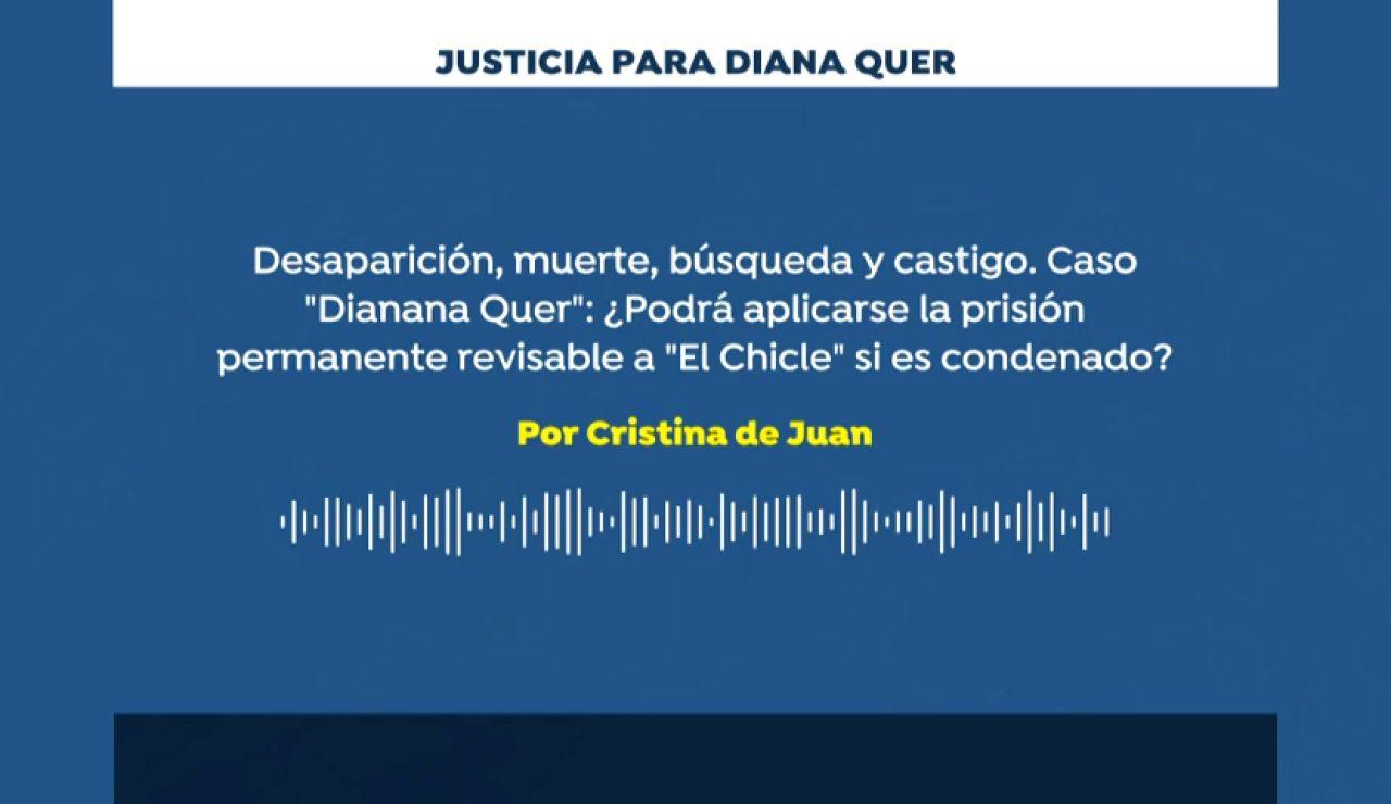 'Caso Diana Quer': Desaparición, muerte, búsqueda y castigo