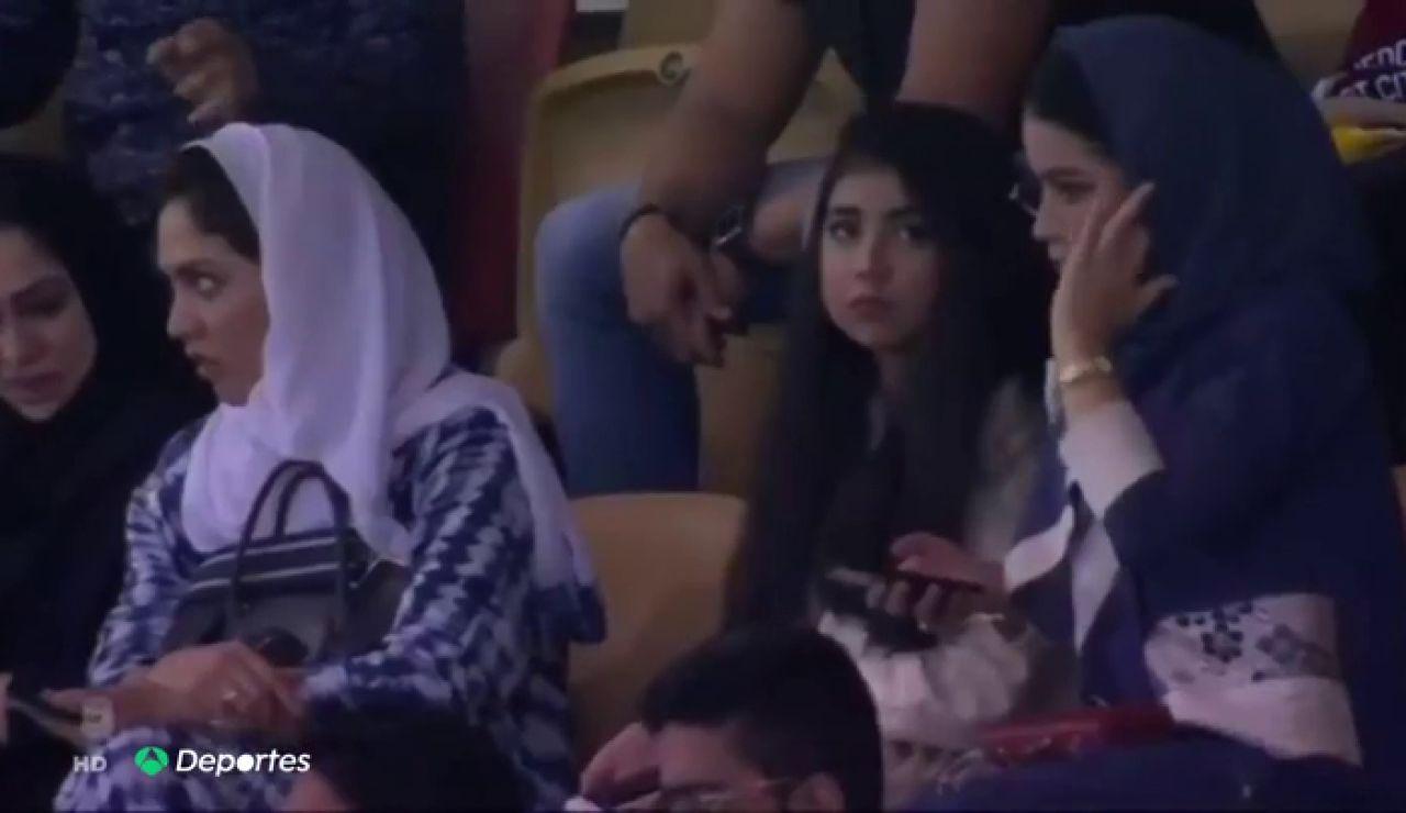 La Supercopa de España se jugará en Arabia Saudí y las mujeres podrán entrar libremente al estadio