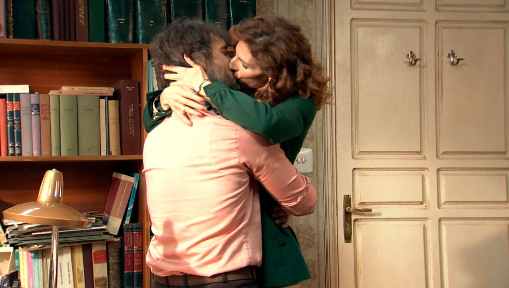 Guillermo y Julia, 'locos' de amor