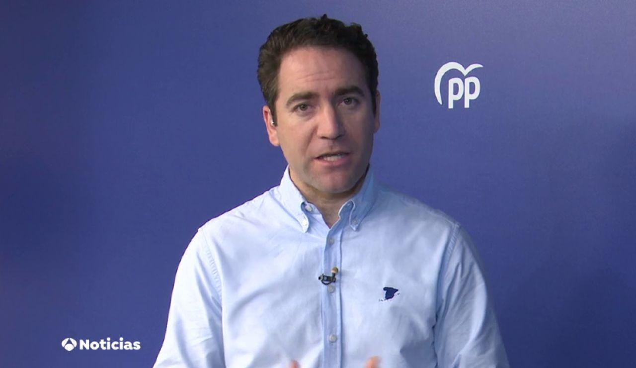 PP: Sánchez es el causante del bloqueo