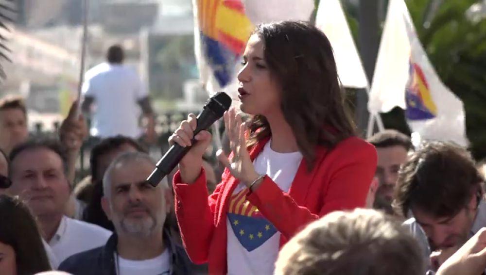 ¿Será Inés Arrimadas quien suceda a Albert Rivera al frente de Ciudadanos?