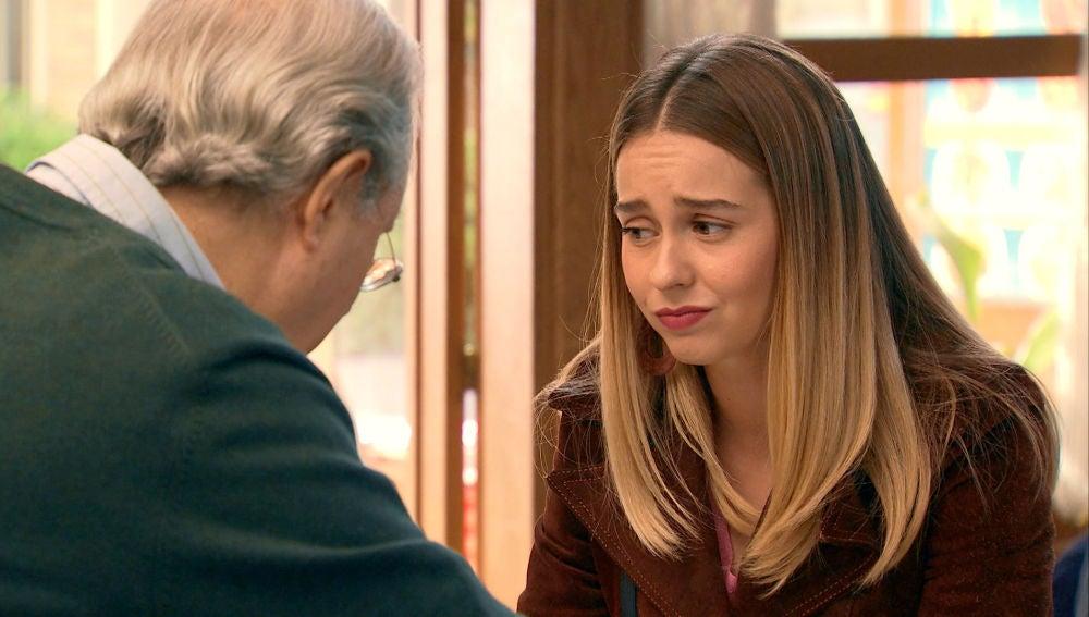 El drástico consejo de Pelayo para que Luisita se olvide de Amelia