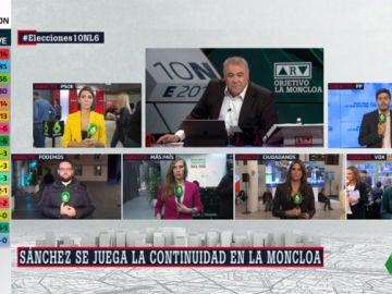 'Al Rojo Vivo: Objetivo La Moncloa'
