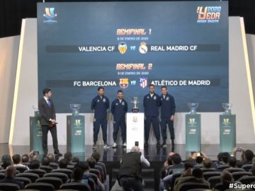 Semifinales de la Supercopa de España