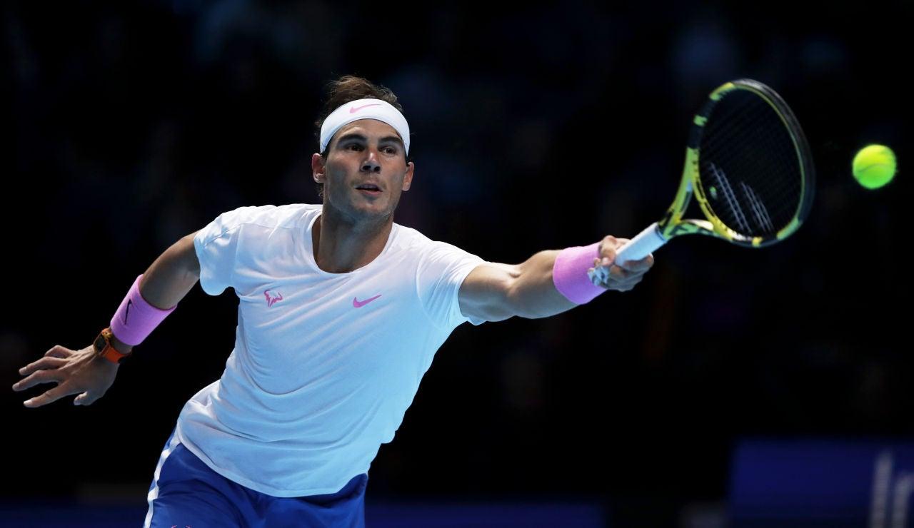 Rafa Nadal, contra Zverev