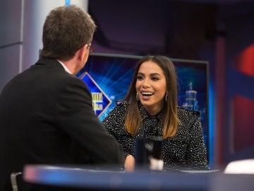Anitta desvela su plan por el Día de los Solteros tras salir de 'El Hormiguero 3.0'