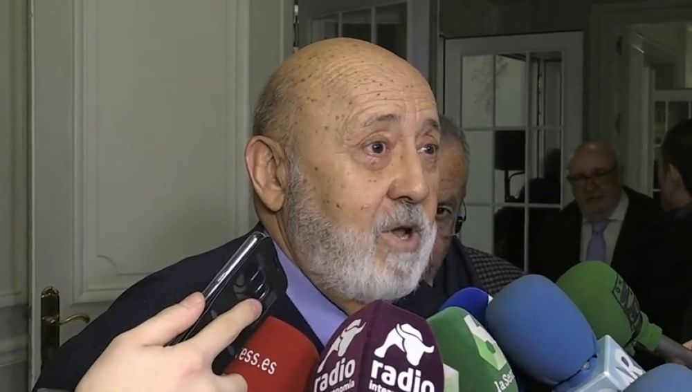 "Félix Tezanos (CIS): ""No soy adivino"""