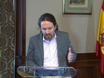 Pablo Iglesias será vicepresidente del Gobierno