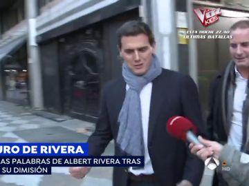 Albert Rivera.
