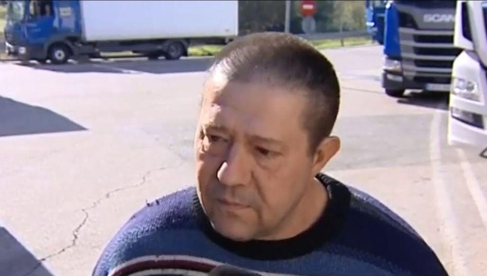 Un afectado por los cortes en La Junquera