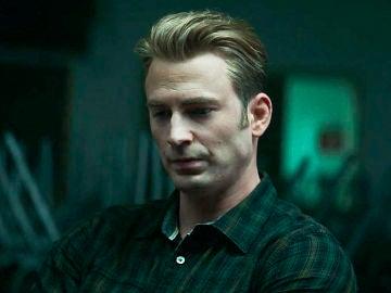 Chris Evans en 'Vengadores: Endgame'