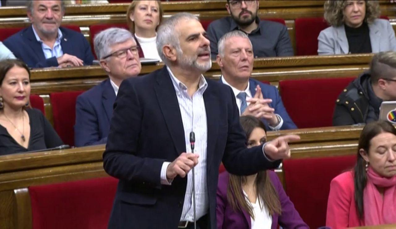 Los independentistas adelantan el pleno del Parlament para desobedecer al Tribunal Constitucional