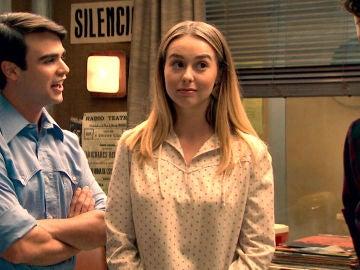 Luisita, ¿logrará olvidarse de Amelia?