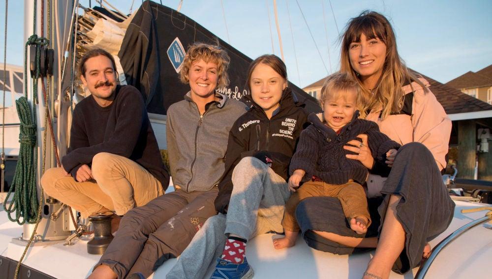 Greta Thungber viajará a la Cumbre del Clima en Madrid