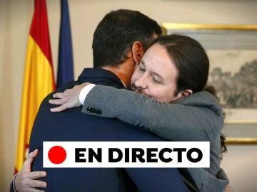 Preacuerdo gobierno de coalición | Todas las reacciones al pacto entre PSOE y Unidas Podemos, en directo