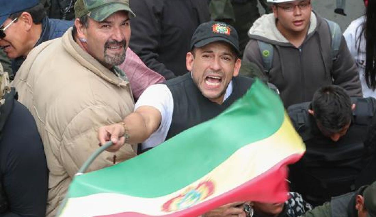 Luis Fernando Camacho