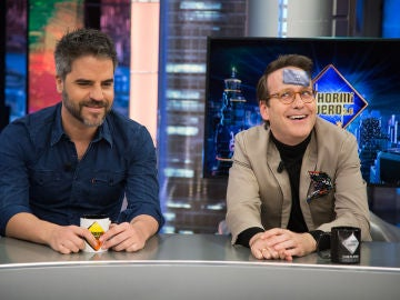 Disfruta de la entrevista completa de Ernesto Sevilla y Joaquín Reyes en 'El Hormiguero 3.0'