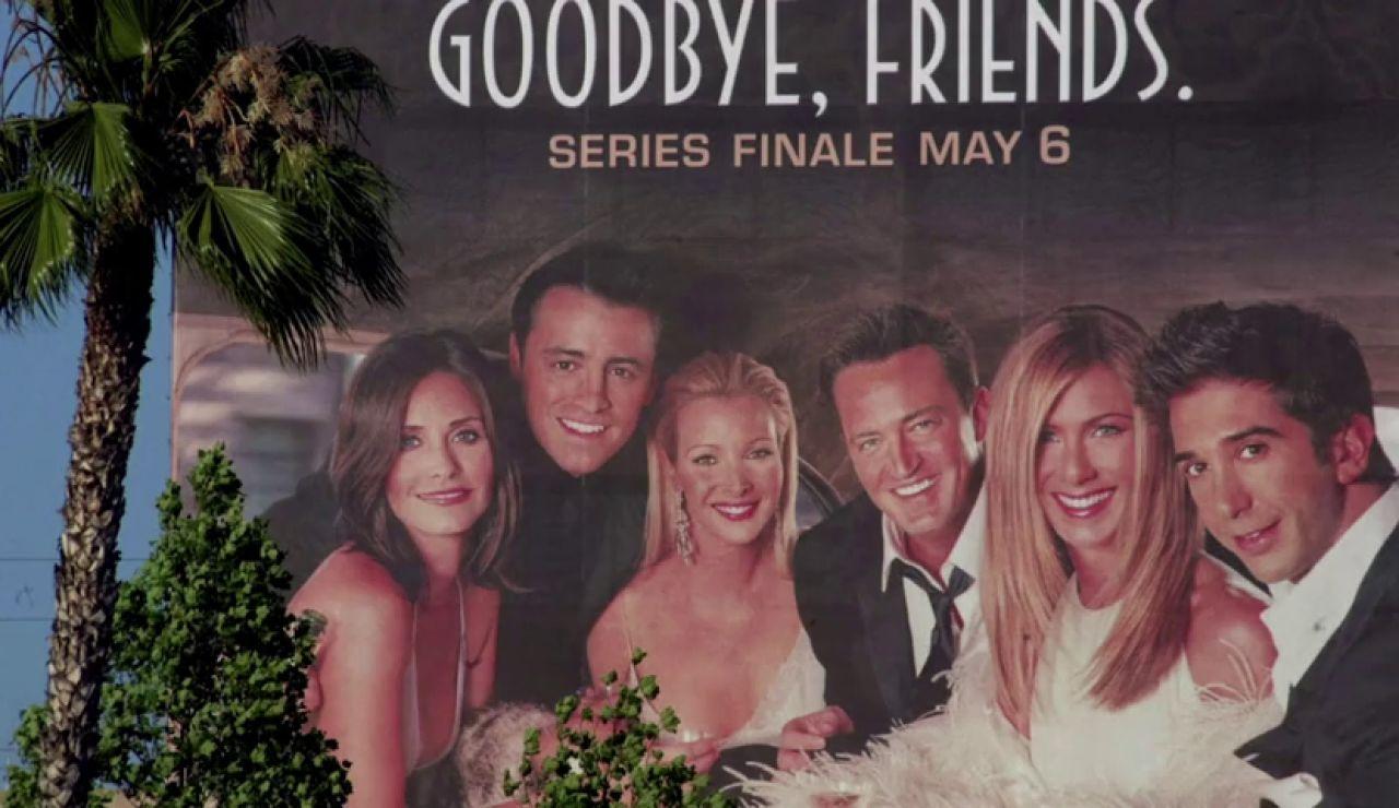 """El equipo de """"Friends"""" negocia una """"reunión especial"""" por su 25 aniversario"""