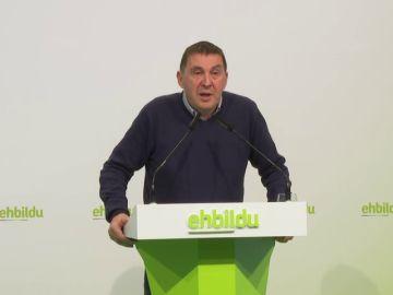 Bildu coordinará su voto con ERC