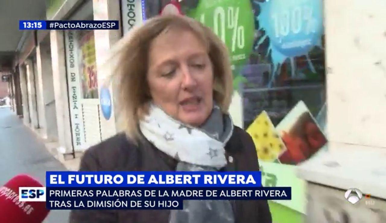 El futuro de Albert Rivera