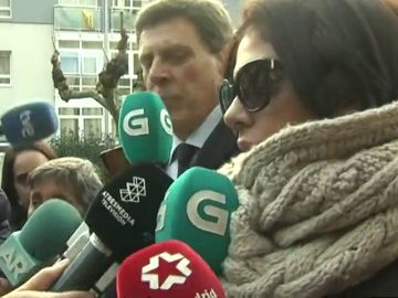 """Valeria Quer asiste al juicio por el asesinato de Diana """"con la cabeza alta"""""""